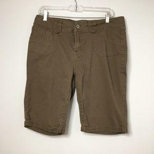 Cato Bermuda Shorts